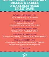 Gen Tex/College & Career Week