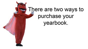Order a Yearbook: