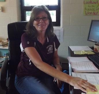 Mary Beth Bean, Guidance Counselor