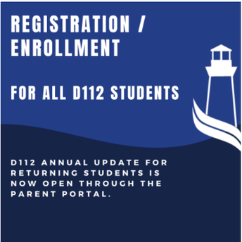 Registration/Enrollment for All Students