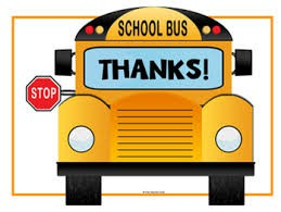 October 21st, Bus Driver Appreciation Day!