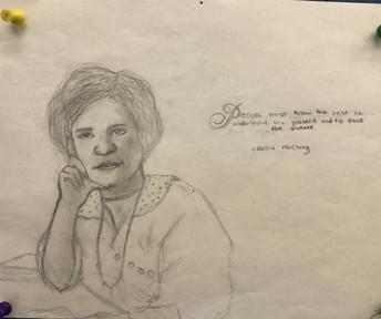 8L1 & 8L2 Stories of Immigrants - Nellie McClurg