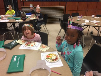 Kindergarten-Friendsgiving