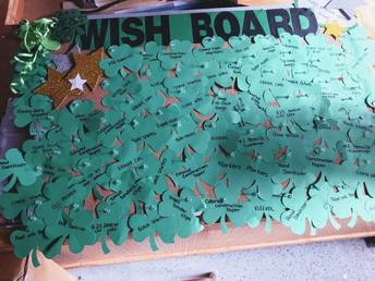 Grant Wish Board, 2/4-2/8