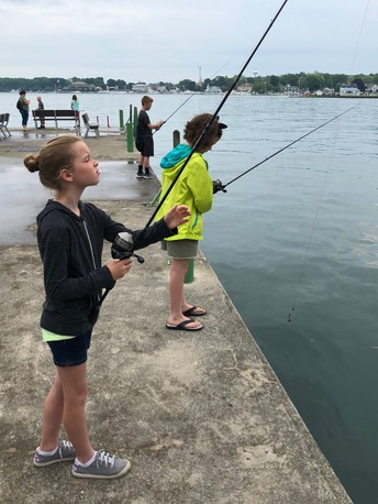 Students Explore Put-In-Bay!