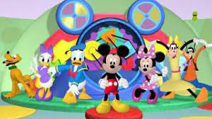 MICKEY MOUSE CLUBHOUSE SONG