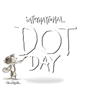 International Dot Day--Sept. 15
