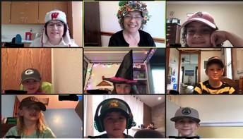 More 1st Grade Hats!!