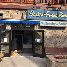 Barker-Ewing River Rafting