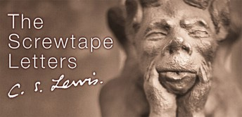 """""""THE SCREWTAPE LETTERS"""" READING GROUP"""