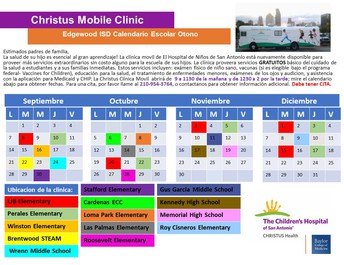 Christus Mobile Clinic - Spanish