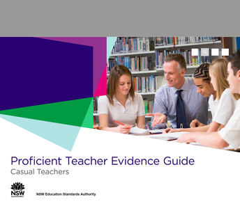 NESA: Proficient Teacher Evidence Guide: Casual Teachers