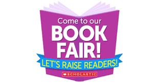 Scholastic BOOK FAIR!!!!!!!!