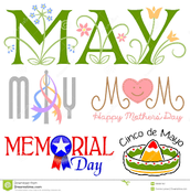 Fun Facts for May