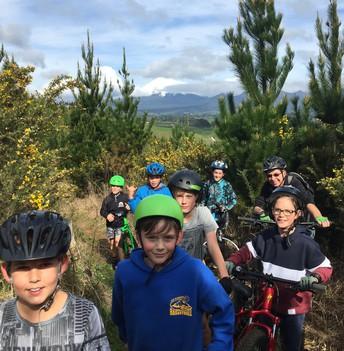 Mountain Biking Bungee!