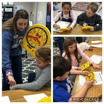 2nd Grade Telling Time
