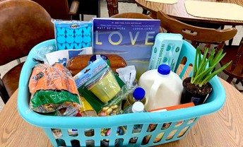 Easter Basket Outreach