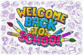 It's Time!  Our Kids Are Coming to School!!!