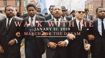 MLK March For The Dream