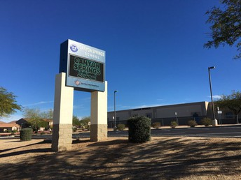 STAY INFORMED WITH UPDATED INFORMATION FROM CANYON SPRINGS STEM ACADEMY