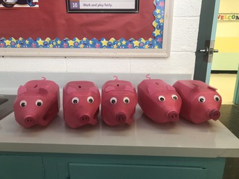 PTA: Feed the Piggies DEADLINE - Tuesday, 11/20