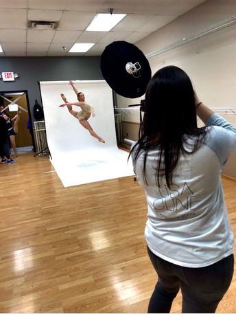 Dance Photos With Lisa Cline Photography