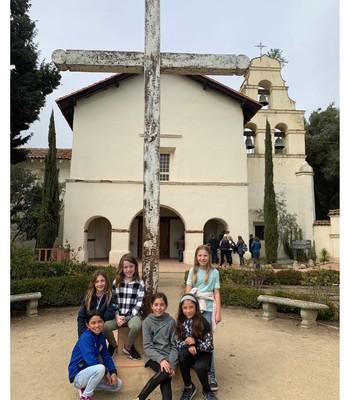4th Grade Field Trip to San Juan Bautista Mission