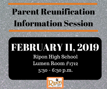 Reunification Information Session