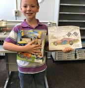 Congrats, Coloring Contest Winners!