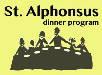 Register a Group for the St. Alphonsus Dinner Program