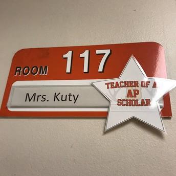 Mrs. Kuty AP Lit and Lang