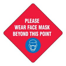 Face Covering Policy
