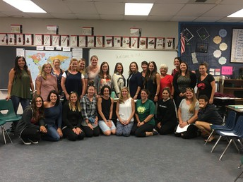 Our Awesome PTA!