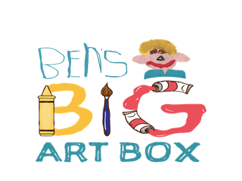 BEN'S BIG ART BOX COLLECTION