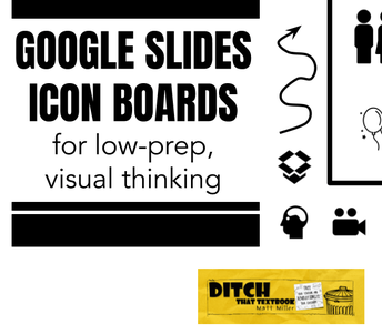 Student-Created Icon Boards