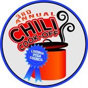 3rd Annual PTA Dads Chili Cook Off