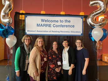 Reading Team Presents at MARRE
