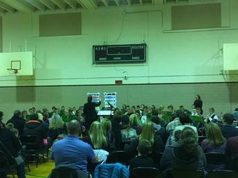 Fourth Grade Concert