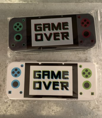 *New* Game Over Pencil Case