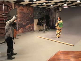 Kimono Portrait Session