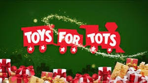 Toys For Tots Donations Accepted