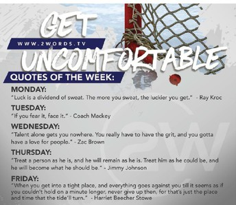 2 Words Quotes of the Week