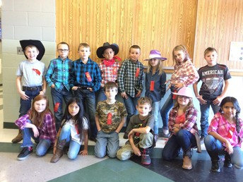 Mrs. Connelly's Class Gives Drugs the Boot!