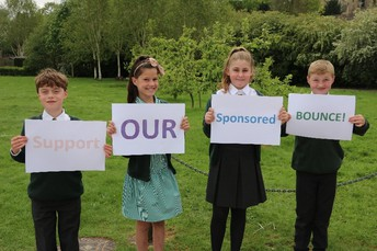 Sponsored Bounce - Letter from Spiritual Council and School Ambassadors