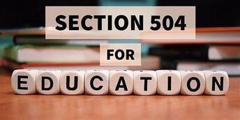 504 for Beginners Online