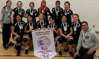 Grade 7 Girls' Volleyball
