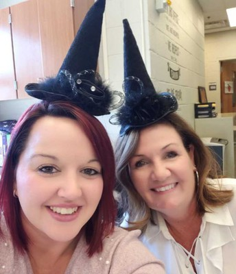 Red Ribbon Week- Hat Day