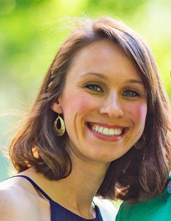 Jessica Anderson- Kindergarten Teacher