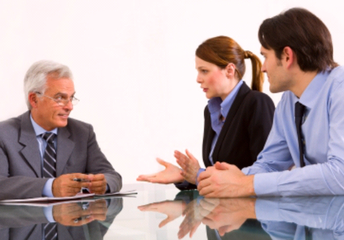 employment lawyer with office staff
