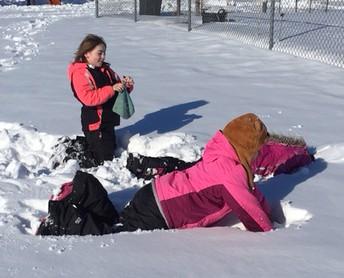 There's 'Snow' Fun Like Snow Fun
